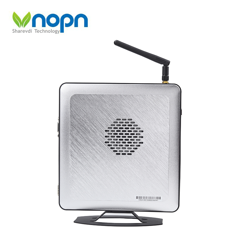 Portable Murah Komputer Server dengan AMD 420 Quad Core CPU 2.0 Frekuensi Mini PC