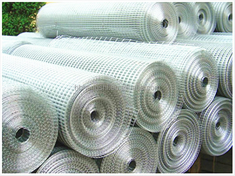 2x2 galvanized welded wire mesh fore fence panel