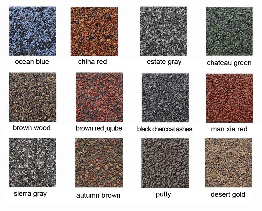 Colorful Asphalt Shingles Roof Tile Buy Asphalt Shingle