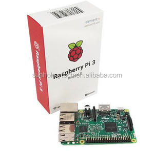 Latest Version Original Raspberry Pi 3 Model B Supports WiFi and Bluetooth E14 Version Made in P.R.C