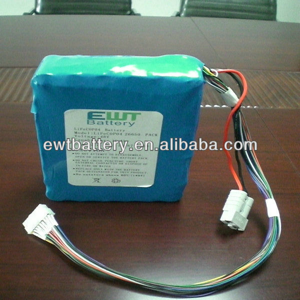 CE Rechargeable battery 48V 24ah RC battery lifepo4