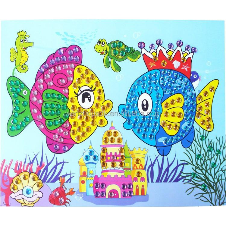 Contoh Gambar Dekoratif Ikan Gambar Dekoratif