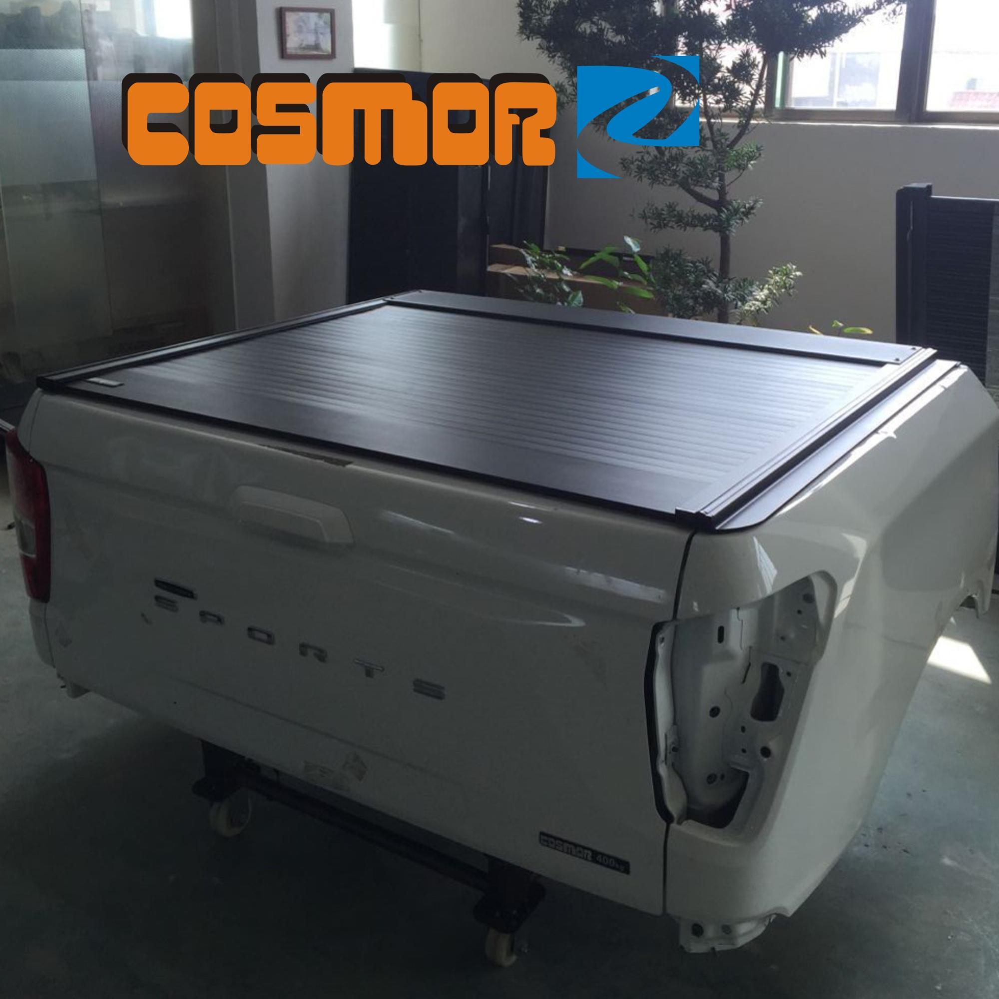 Electromotion Aluminum Shutter Roller for Vogp Revo, Recco, NP300, Dmax, Amarok, Ranger, Widetrak....