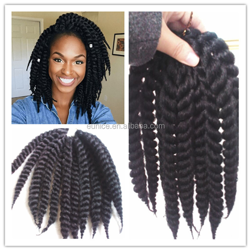 Aliexpress Synthetic Crochet Braids Hair Nubian Twisthavana Mambo