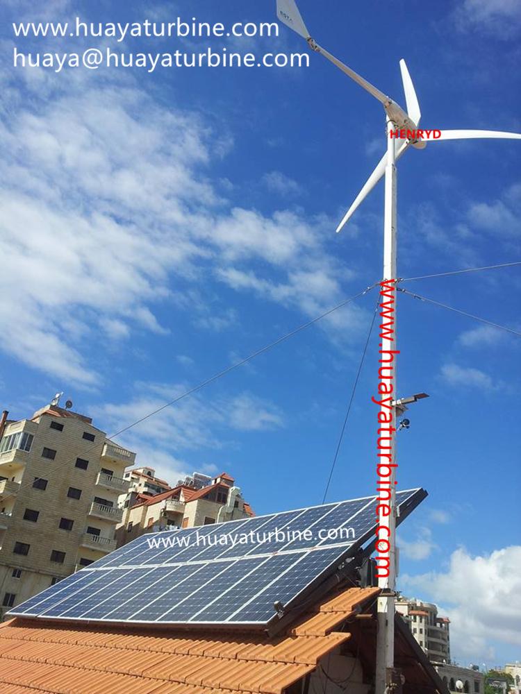 Home Wind Turbine 10kw 15kw 20kw 25kw 30kw With On Grid Wind Power System -  Buy Wind Turbine,Home Wind Turbine,Wind Power System Product on