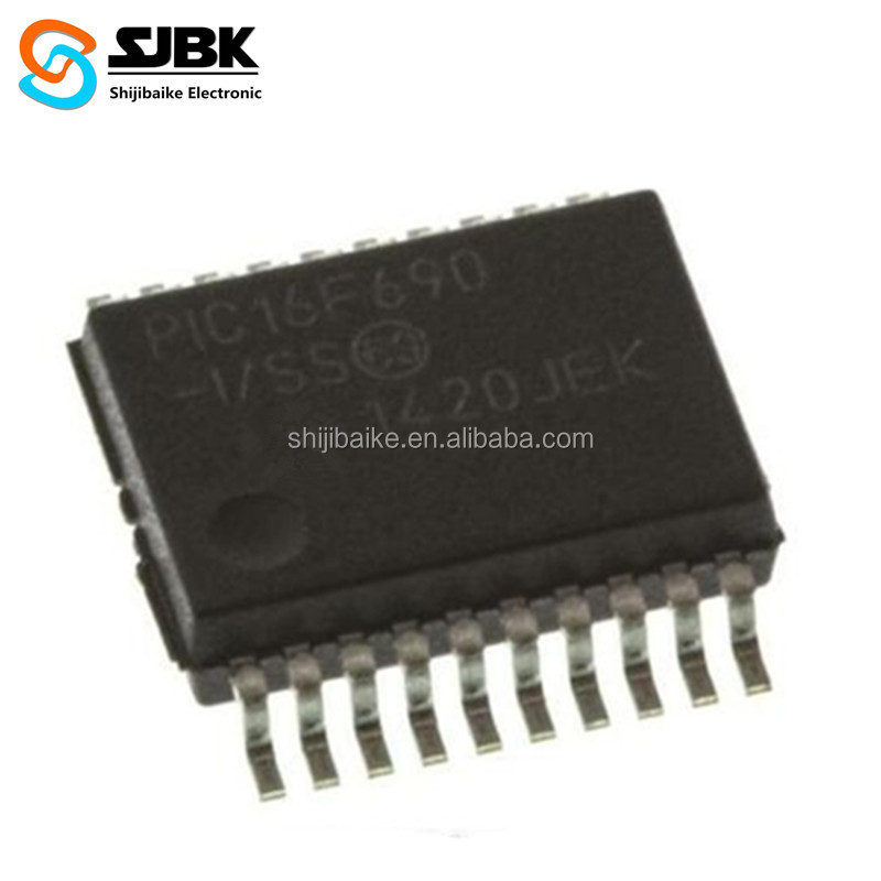Electronic Components 100% New Original PIC16F690-I/SS MCU PIC IC