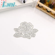 Embossed etching metal scrapbook paper cutting dies