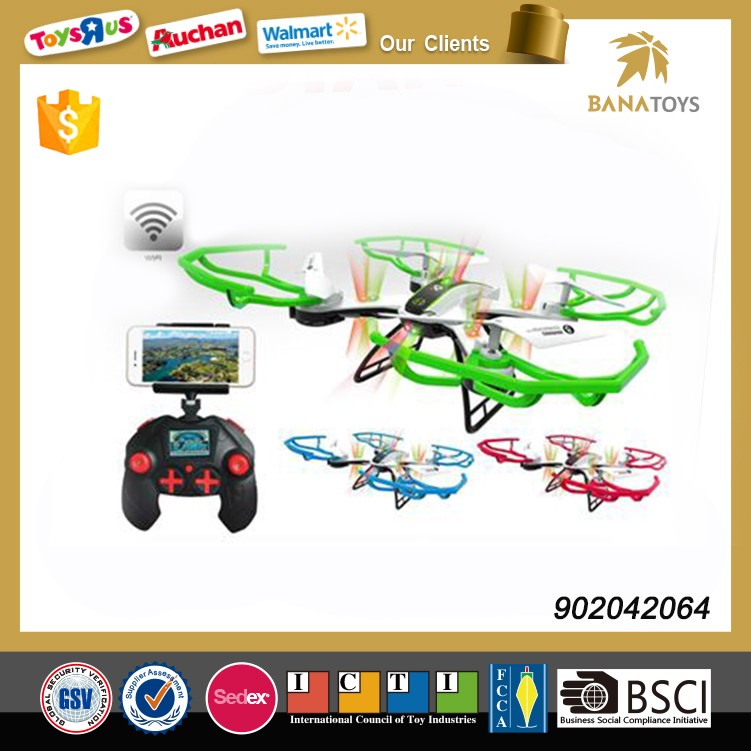 360 Dregree remote control quadcopter drone