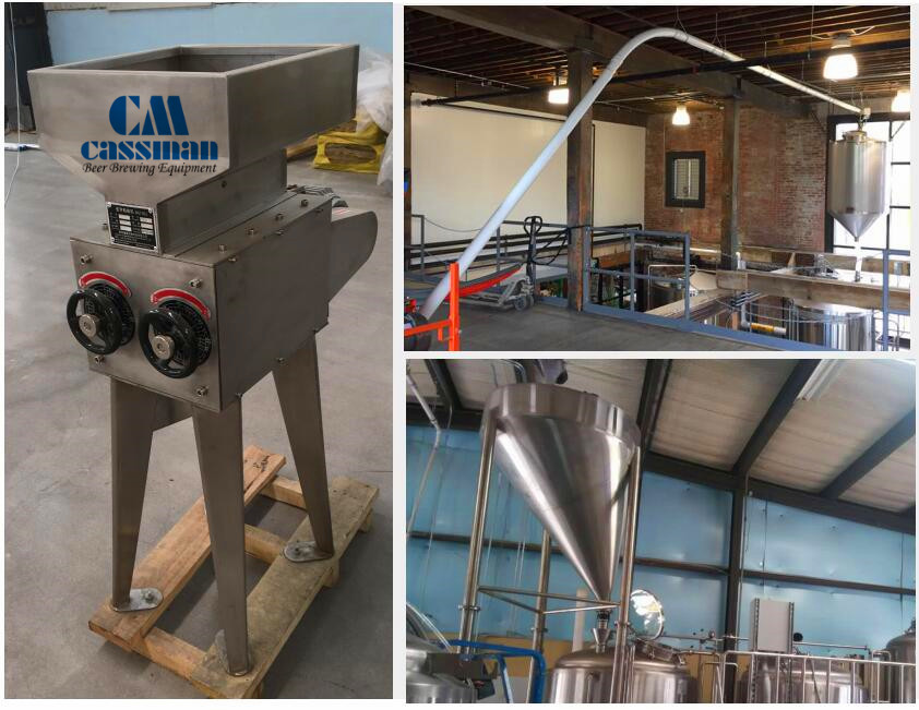 10bbl beer brewery equipment for micro bar and pub for bottle beer