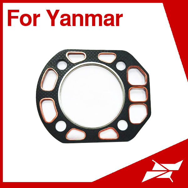 For Yanmar TS180 agriuculture engine cylinder head gasket