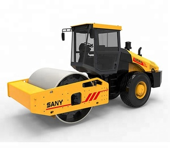 Sany 10 Ton Single Drum Mini Road Roller SSR100C-6