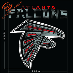 bdc7638c Atlanta Falcon T Shirt Transfers Wholesale, Transfers Suppliers ...