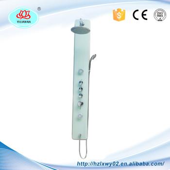 Massage Luxury Control Panel Electronic Shower