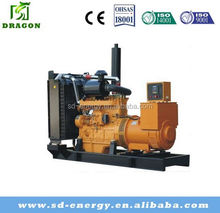 10kw 20kw 30kw 40kw 50kw energy-saving gas operated electric generator