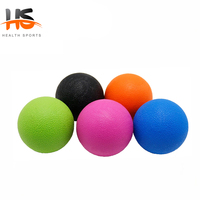 Main high density fitness release muscle relaxing TPE yoga massage ball