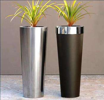 Alibaba & Cheap Stainless Steel Big Outdoor Gold Color Flower Pots - Buy Cheap Flower PotsGold Flower PotsStainless Steel Flower Pot Product on Alibaba.com