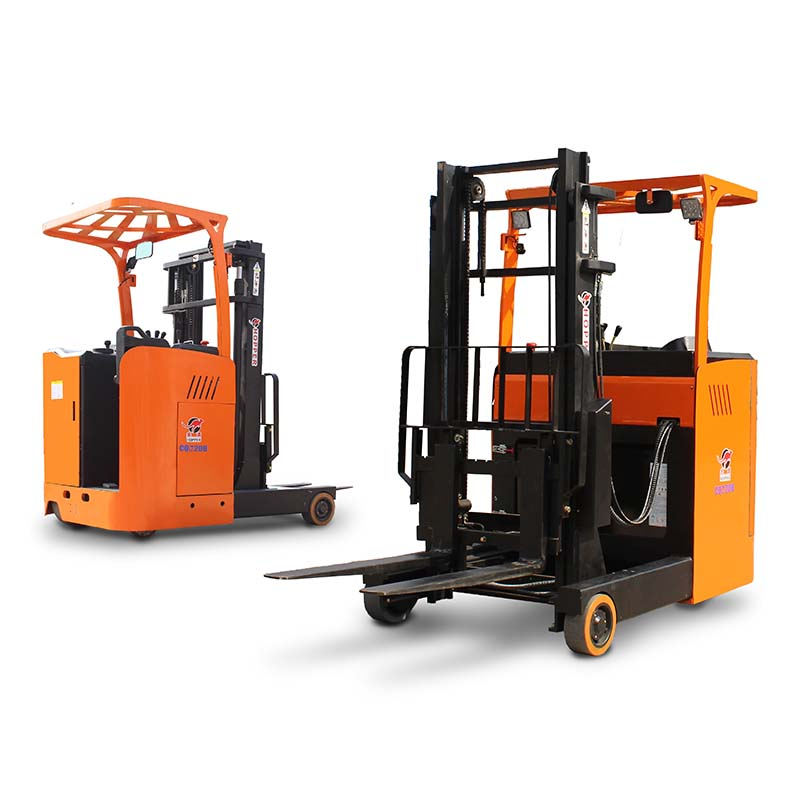 Factory Price Offer 2.0ton Electric Reach Stacker (CQD20B)