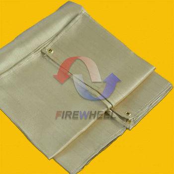 Fireproof flameproof insulation fire retardant blanket for Fiberglass insulation fire resistance