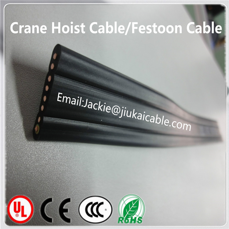 China Manufacturer Komay Cable Carrier For Flat Cables On I-beam CE Approved