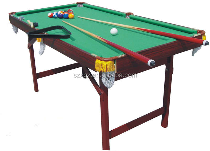 Great Double Star Sports Table,simple Cheap 5 Ft Pool Table For Sale