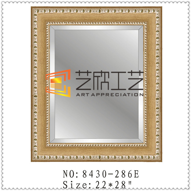 New style european country style wall art deco mirror frame