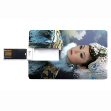 High-speed credit card model USB Memory Stick Flash Drive 2GB 4GB 8GB 16GB 32GB