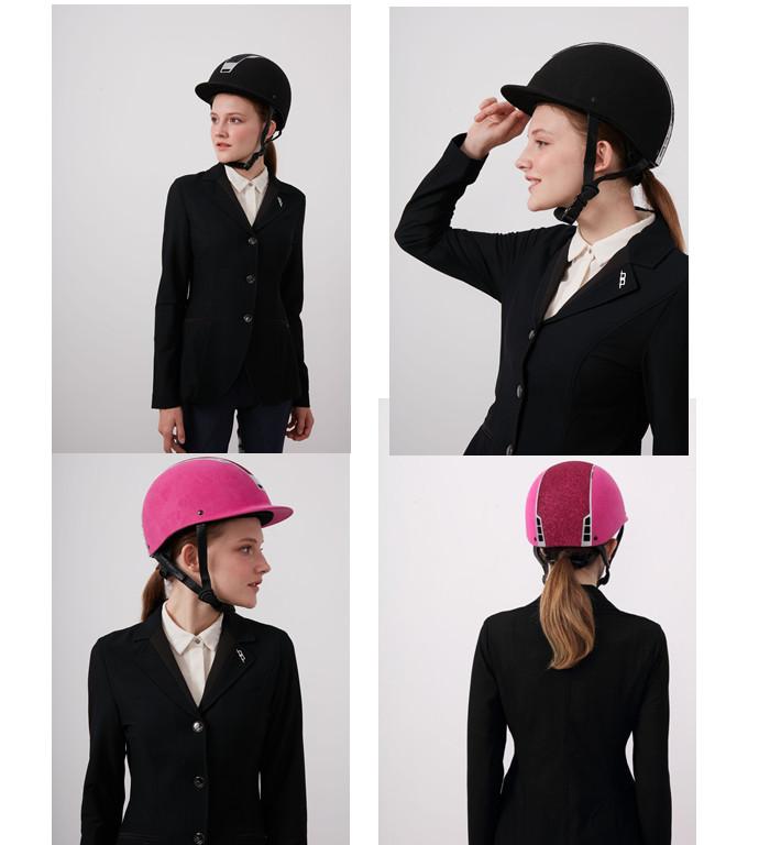 horse riding helmet AU-H07 Details 3