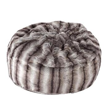 High Quality 7 Foot Large Cheap Giant Oversized Fuzzy Leather Large Faux  Fur Bean Bag   Buy Faux Fur Bean Bag,Giant Faux Fur Bean Bag,Fuzzy Bean Bag  ...