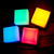 RGB colorful DMX 512 SD card control Square LED Pixel Point Dot Light