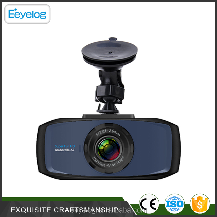 Best selling Active Impact Monitoring System car video recorders