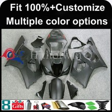 INJECTION MOLDING panels black Fairing For Suzuki K3 GSXR-1000 2003 2004 GSX R1000 GSXR1000 GSXR 1000 Fairings Set