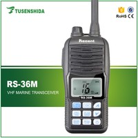 Recent RS-36M Portable Marine Mobile woki toki interphone with battery save and VOX functionTwo Way Radio