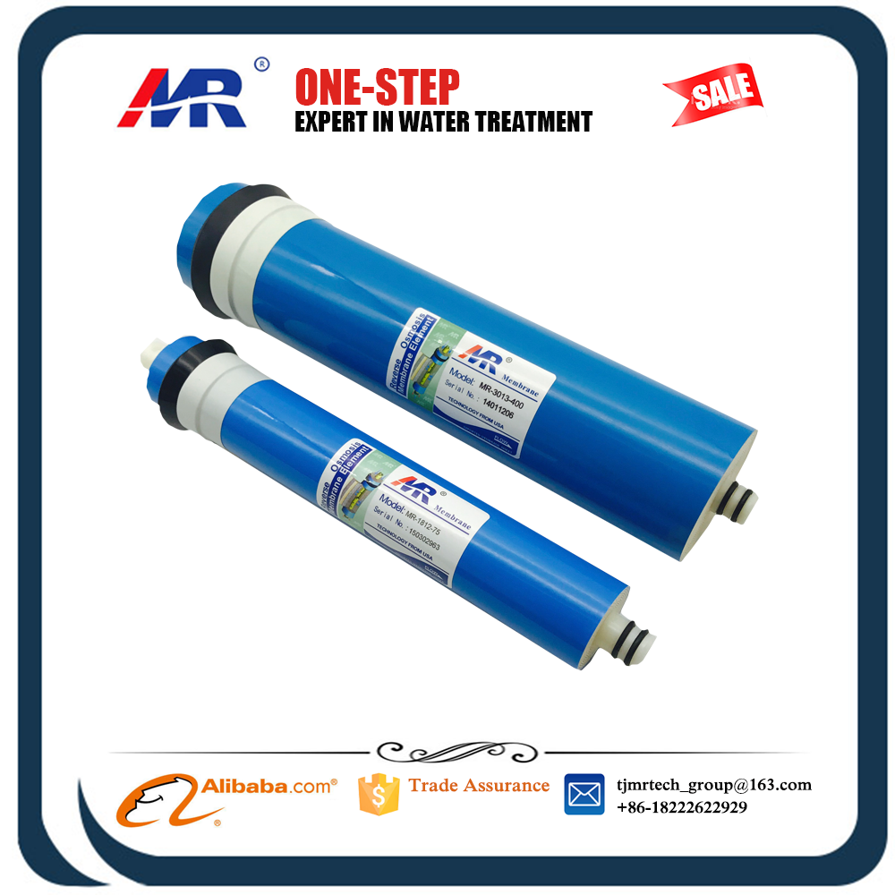 chemical water treatment plants 75 GPD ro membrane