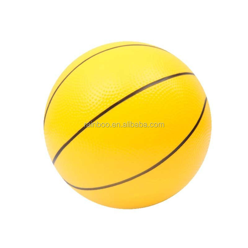 Wholesale promotion high quality cheap price student pvc mini basketball