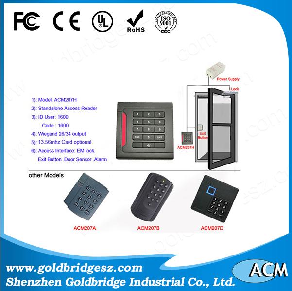 China Supplier For Em-18 Rfid Reader