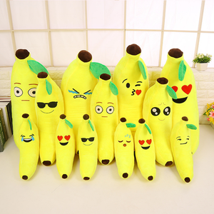 Stuffed Plush Banana Pillow Wholesale Banana Pillow Suppliers Alibaba