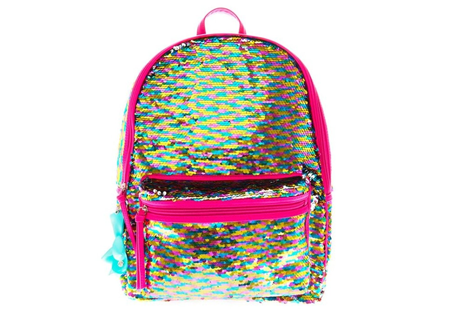 Get Quotations Jojo Siwa Reversible Sequin Backpack Claires Exclusive