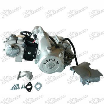 Atv Parts Lifan 110cc Electric Start Full Automatic Engine - Buy Lifan  110cc Engine,Automatic 110cc Engine,110cc Electric Start Engine Product on
