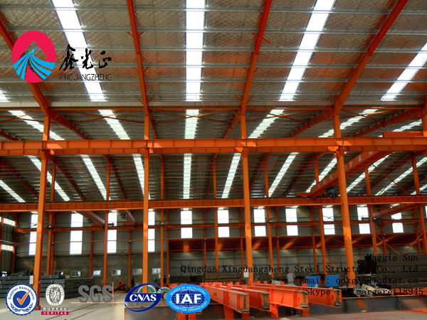 Steel structure warehouse drawings maintenance supply Steel structure warehouse