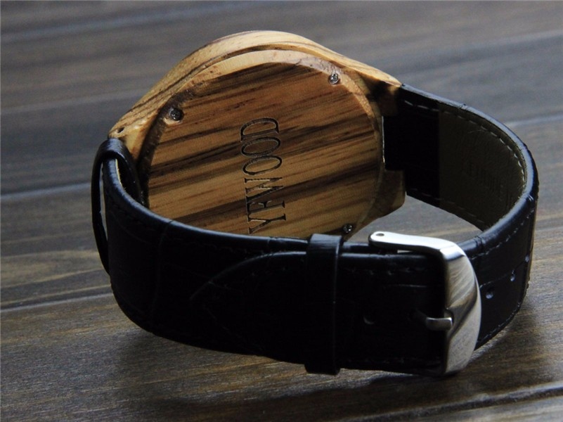 China supplier smart watches bamboo wooden watch for mens wholesale