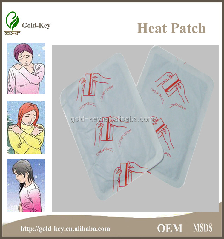 Chinese Medicine Cheap Heat Patch For Body Pain Relief