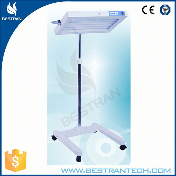 China BT-BL50 hospital blue light infant phototherapy unit, Blue Fluorescent Lamp Pediatric Phototherapy Units