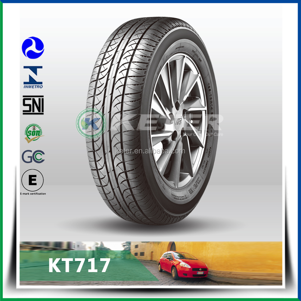 Keter brand 14inch economical PCR 185/80R14 91T PCR TYRE