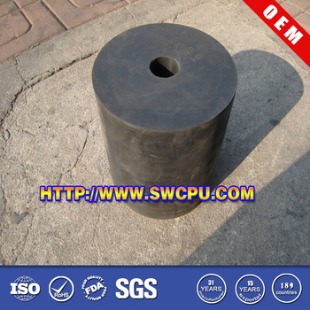 Cylindrical Marine Boat Rubber Fender for docking