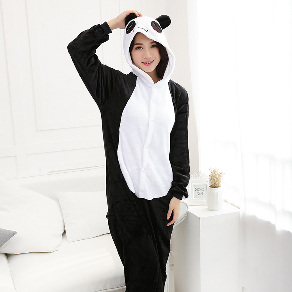 Full body animal kigurumi pajamas manufacturer