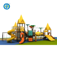Children interesting amusement park extra long super tube slide for sale