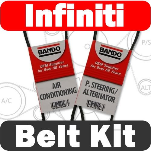 Bando 6PK1650 OEM Quality Serpentine Belt