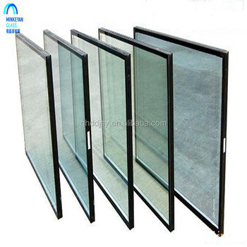 best selling bullet proof glass window insulated for with quality and low price