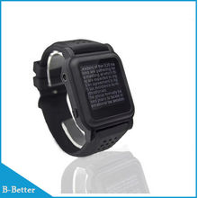 2015 New Arrival Free shipping by DHL/Fedex 6pcs/lot exam Watch 8GB Memory eBook watch Support e-book reader Music player