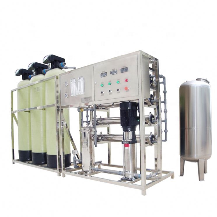 Ro Industrial 2000 Lph <strong>Water</strong> Purification Machine / <strong>Water</strong> Purifying <strong>System</strong> /industrial Reverse Osmosis Plant